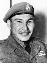 Tommy Prince Canada S Most Decorated Aboriginal Soldier Of Wwii